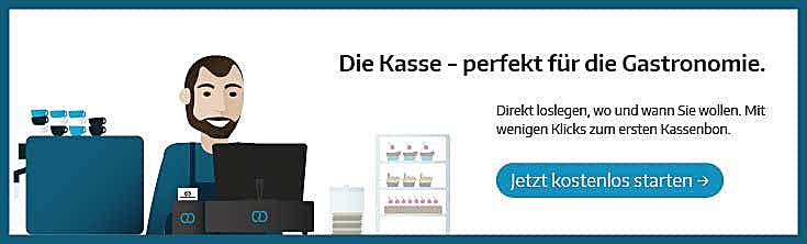 ready2order Gastro-Kasse
