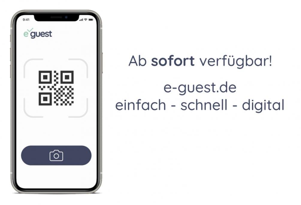 E-Guest App
