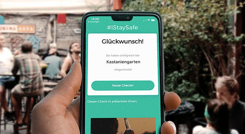 iStaySafe App