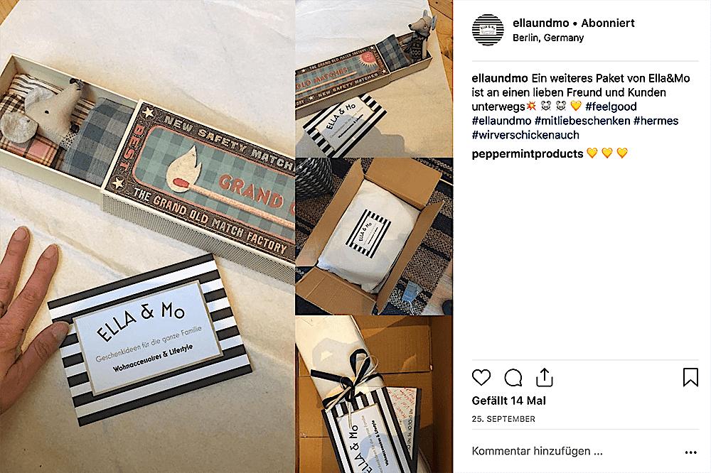 Instagram Post von ellaundmo