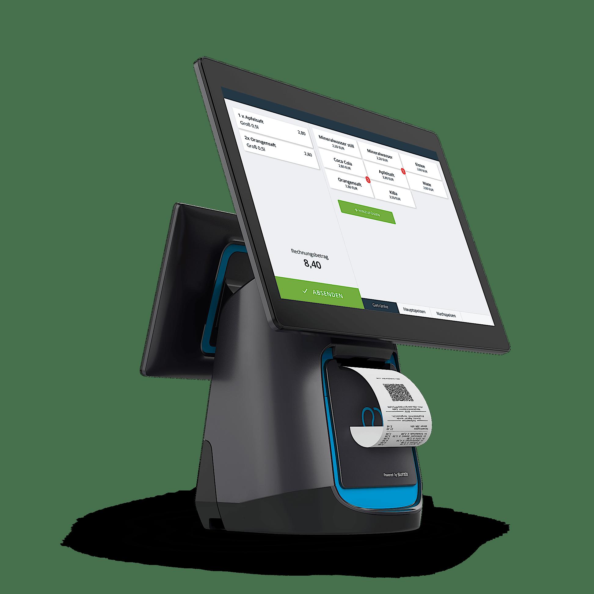 readyT2 – Stationäres All-in-One Kassensystem