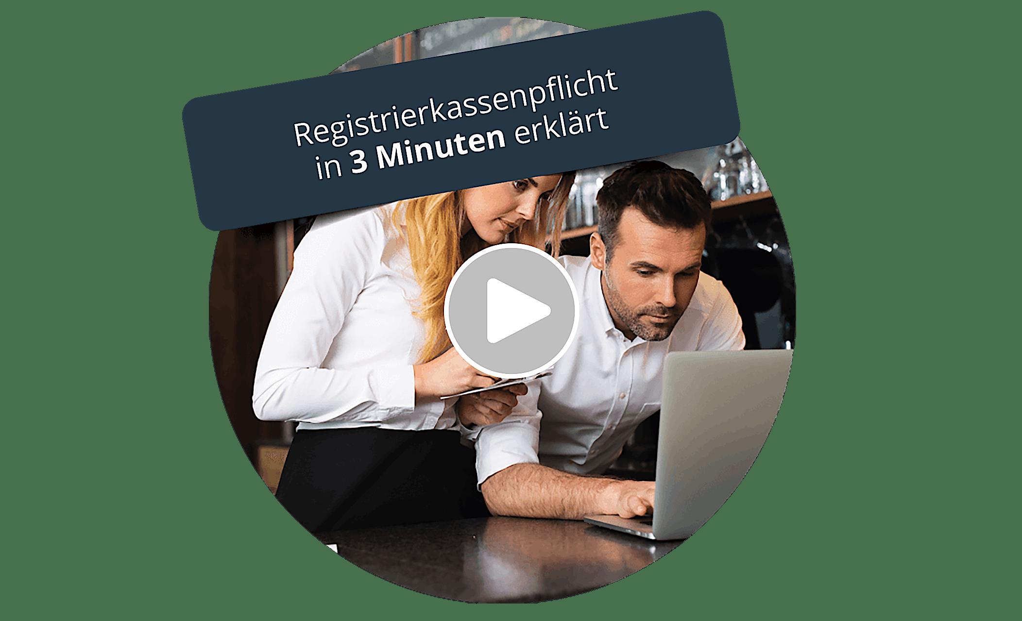 Registrierkassenpflicht erklärt