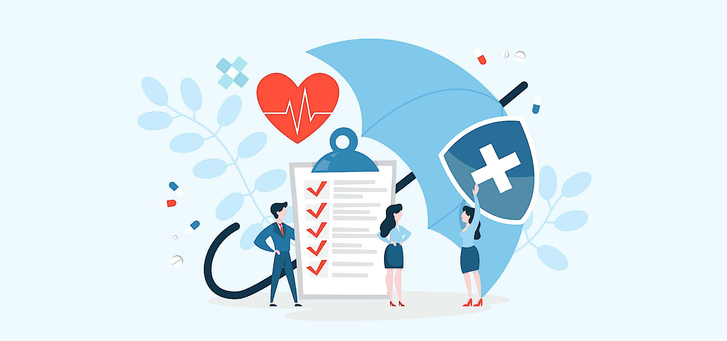 Checkliste gewerbliche Versicherungen Unternehmensgründung