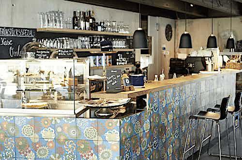 Cafe von ready2order Kunde