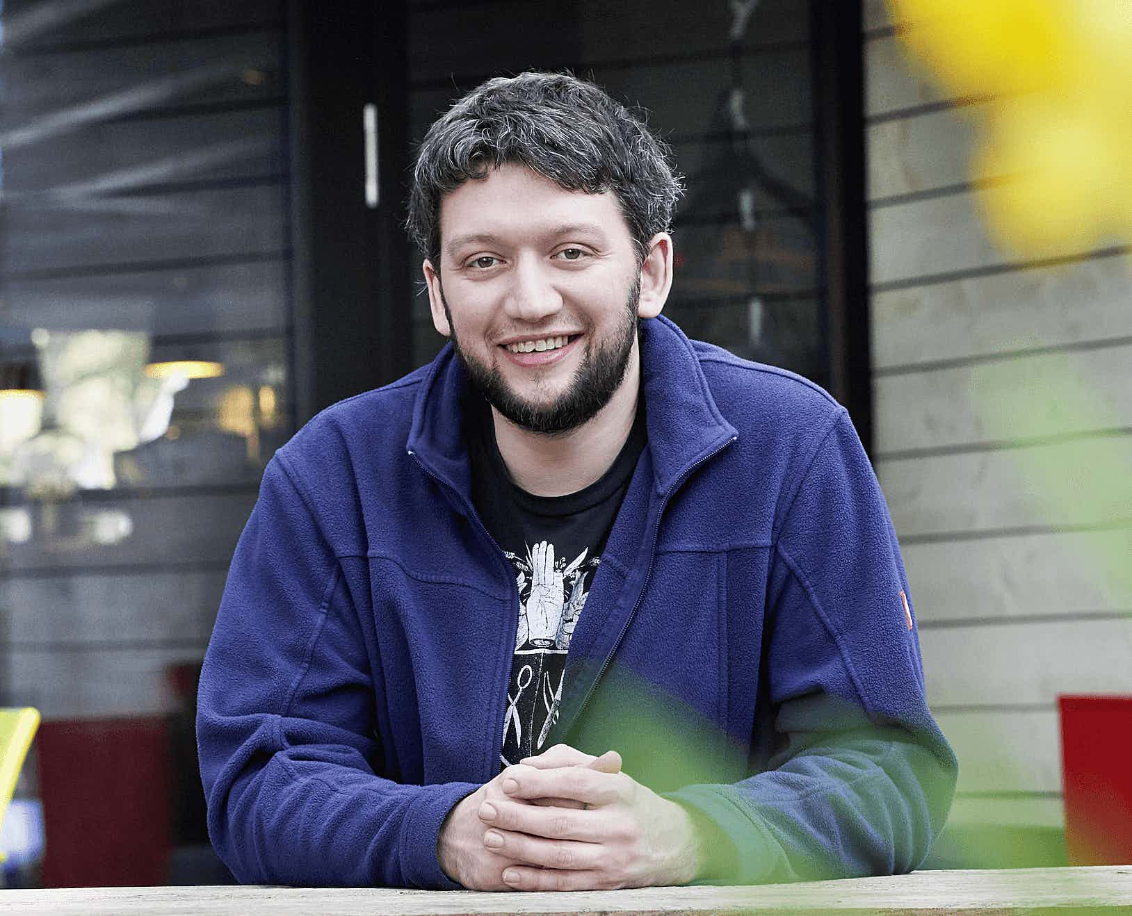 Max Schiller im Interview mit ready2order