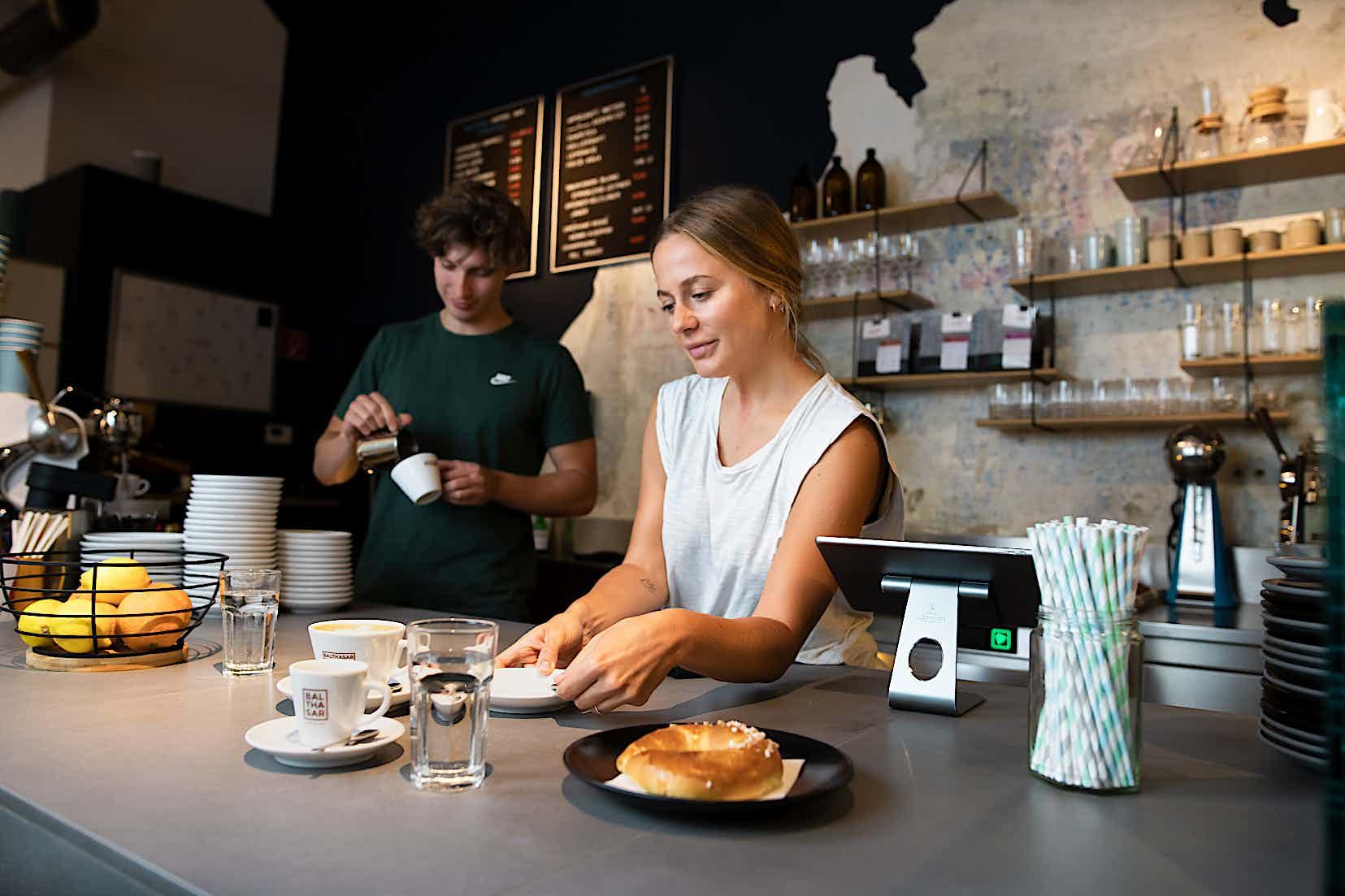 Café Theke