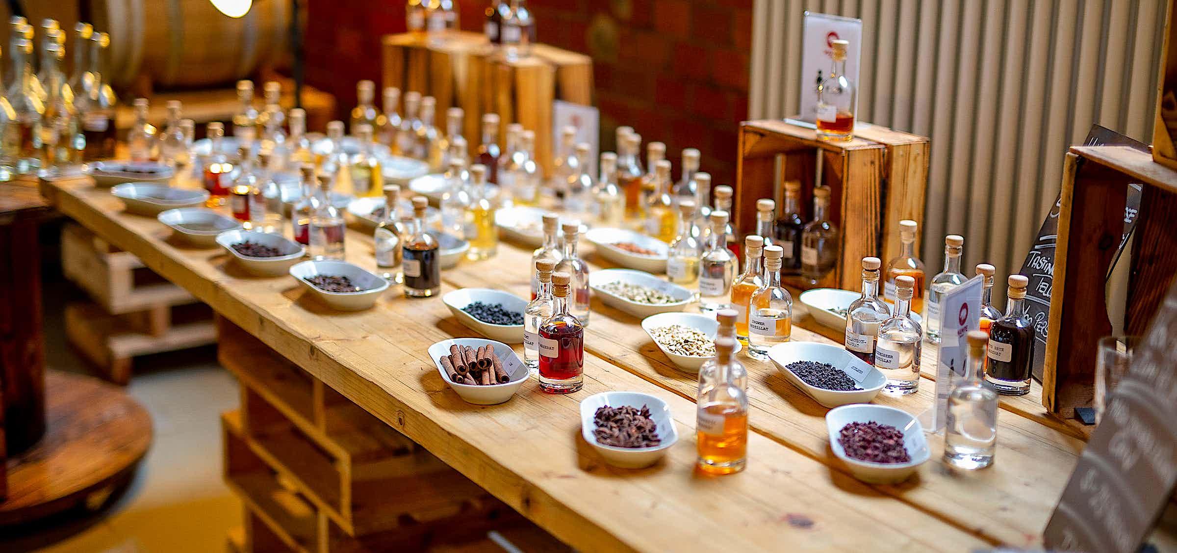 Spirituosen destillieren ist ein echtes Traditionshandwerk.