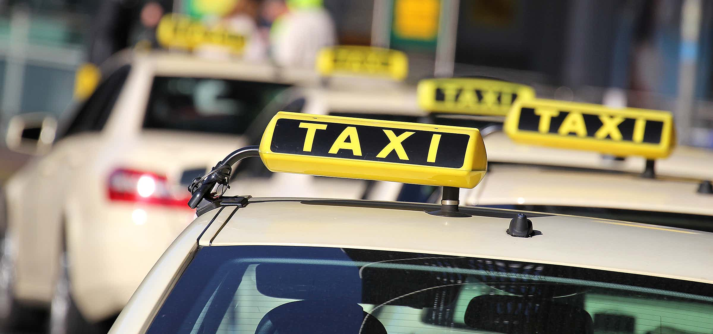 Kassensystem Taxi