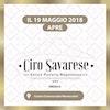 Arriva Ciro Savarese!