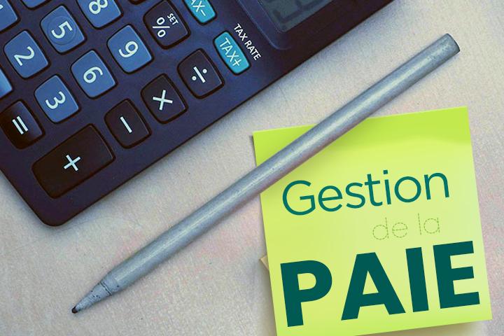 3 solutions pour la gestion de la paie