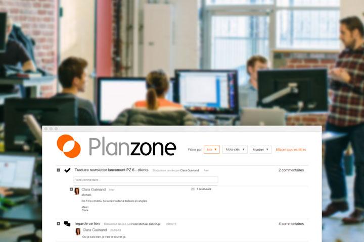 Planzone : un outil central pour votre entreprise
