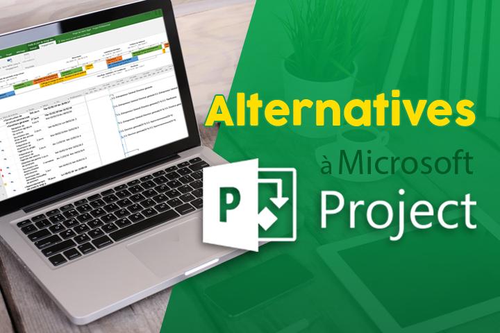 Quelles alternatives au logiciel de gestion de projet MS Project gratuit ?