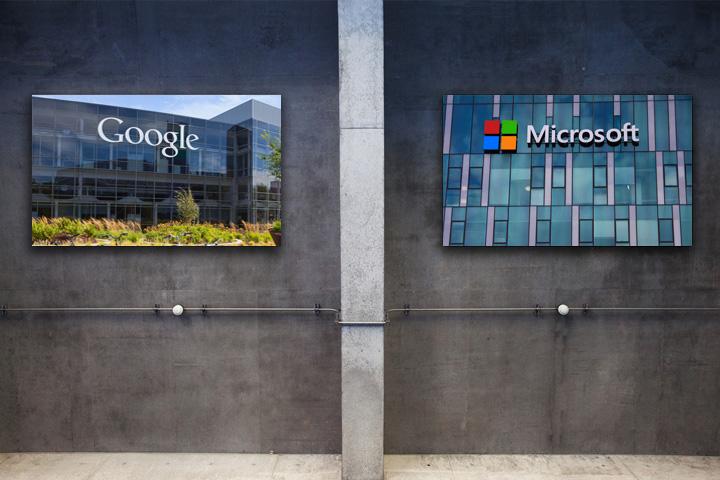 Alternatives à Google (G Suite) et Microsoft (Office 365)