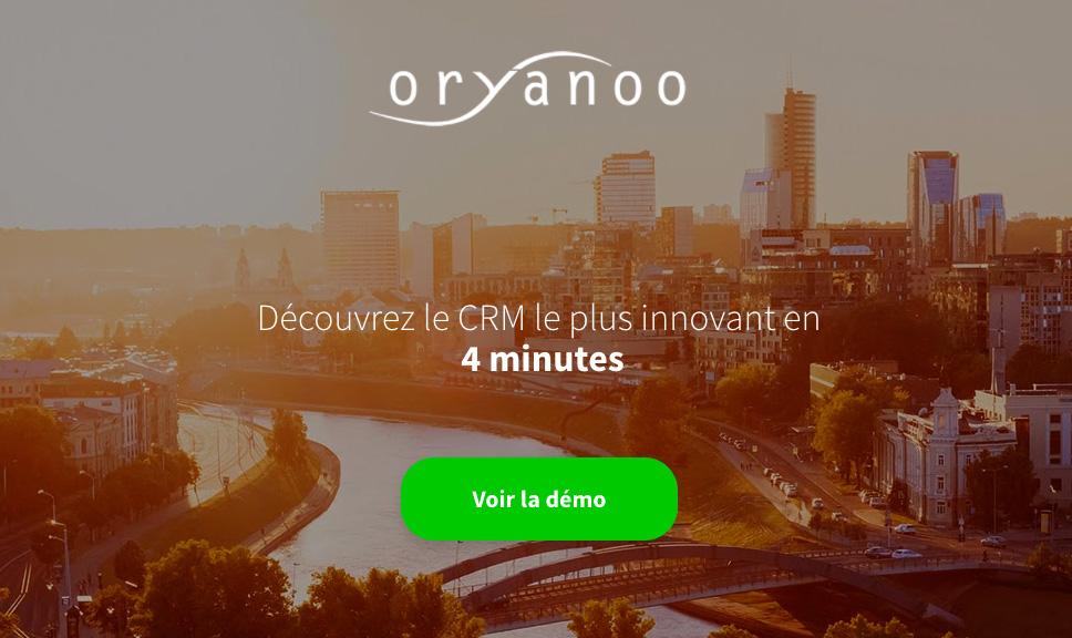 Voir la démo Oryanoo