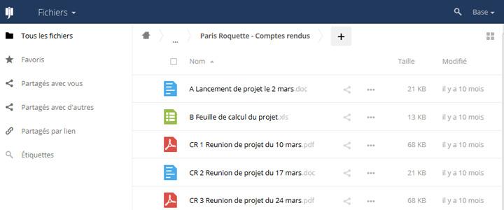 J-Doc : l'alternative française à Dropbox