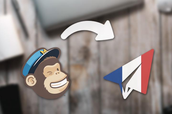 Mailchimp : trouvez votre alternative française