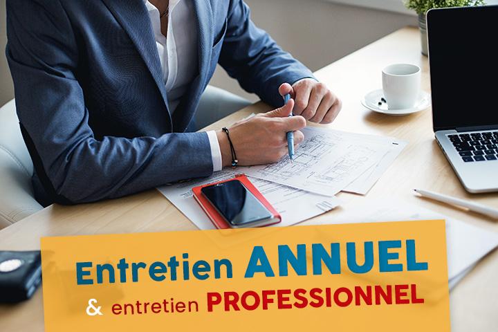 Entretien annuel et professionnel : un exercice gagnant pour l'entreprise !
