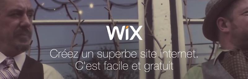 Wix, leader mondial des Site Builder propriétaires