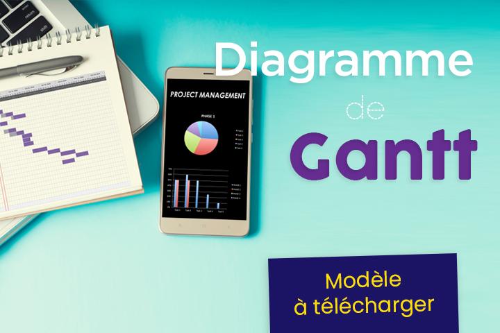 Facilitez votre gestion des tâches avec le diagramme de Gantt [modèle sur Excel à télécharger]
