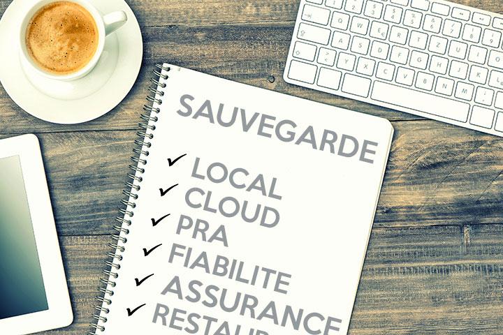 Check list pour sauvegarder vos données d'entreprise