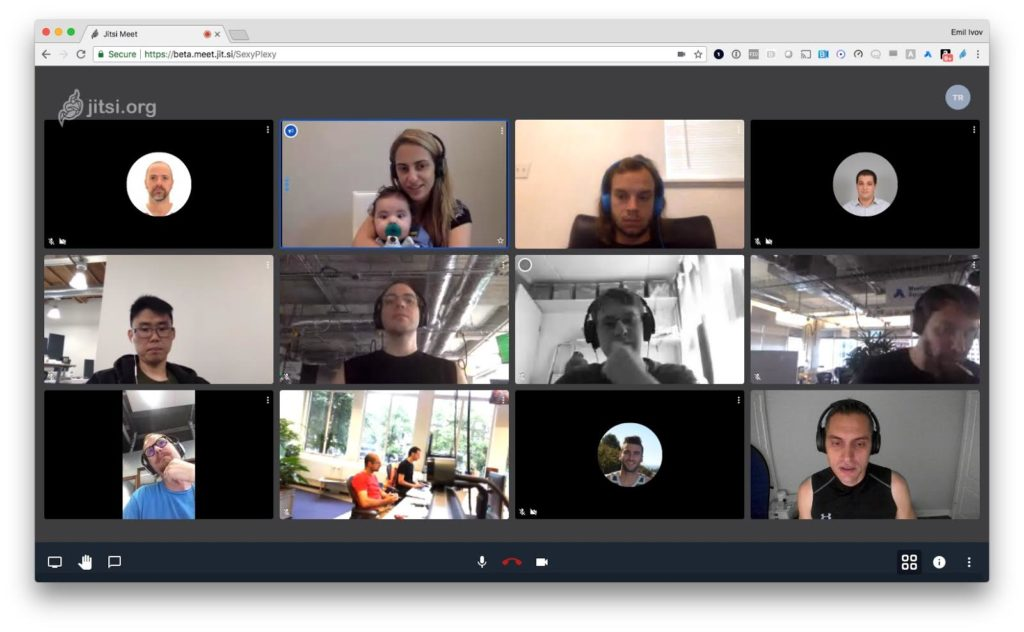 Alternative Skype : Jitsi