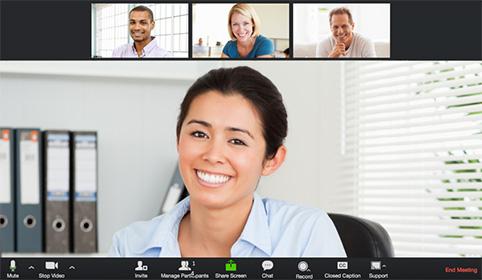 Alternative Skype : Zoom