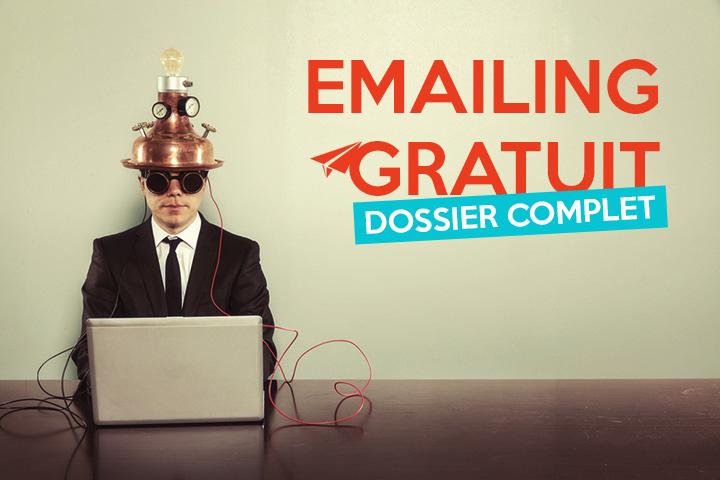 Dois-je choisir un logiciel emailing gratuit ?