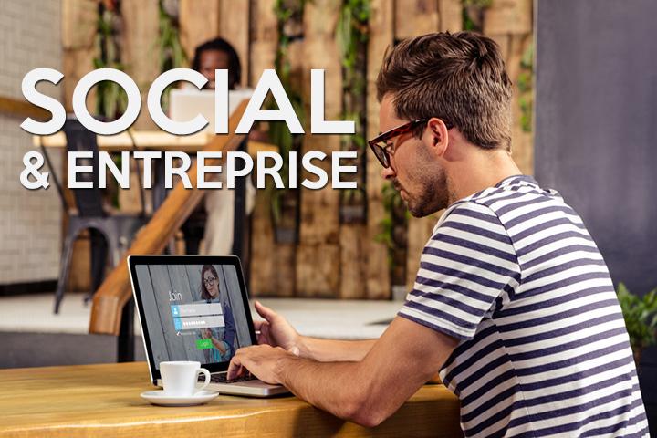 Tout savoir sur les réseaux sociaux d'entreprise : présentation de Jamespot