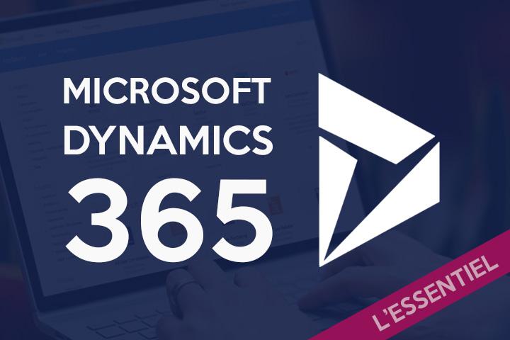 Microsoft Dynamics 365 : histoire d'une fusion entre un CRM et un ERP