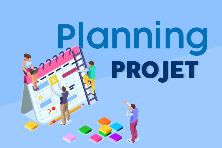 Planification de projet : votre gestion de projet en 6 étapes