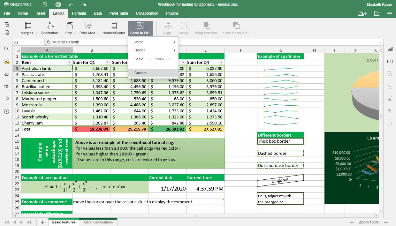 Tableur en ligne : alternative open source à Excel