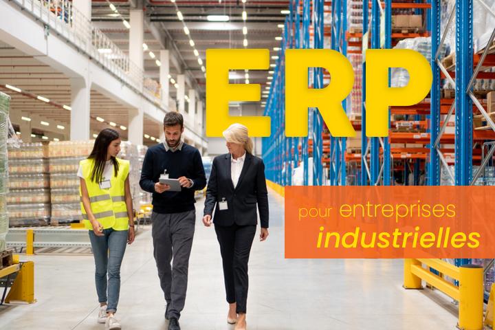 Choisir le bon ERP pour entrer dans l'ère de l'industrie 4.0