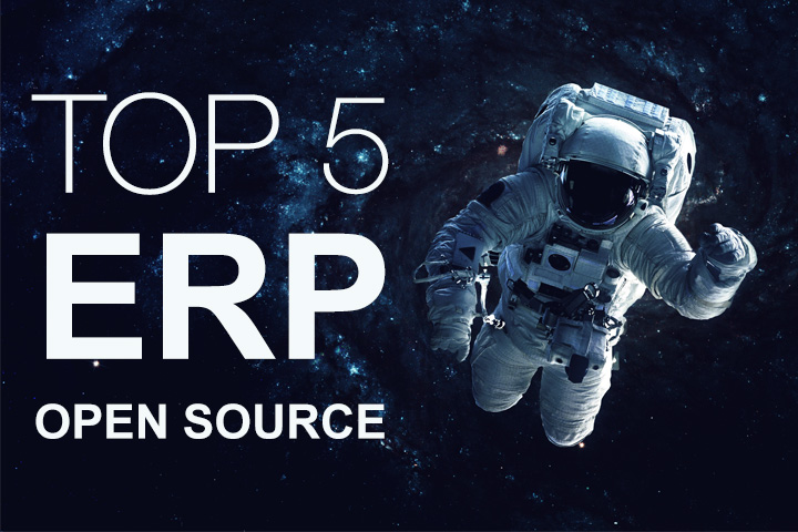 Top 5 des ERP Open Source 2017