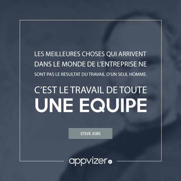 Une citation de Steve Jobs pour fédérer votre équipe
