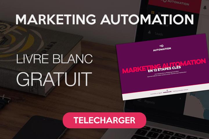 télécharger le livre blanc sur le marketing automation par Webmecanik