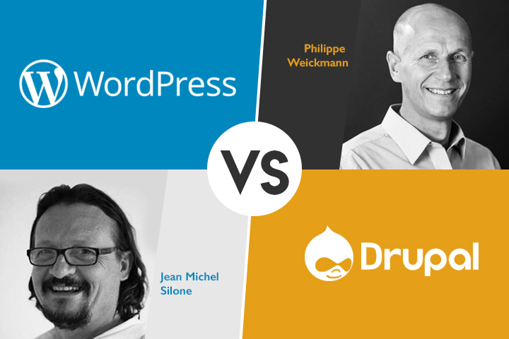 WordPress vs Drupal : quel CMS choisir ?