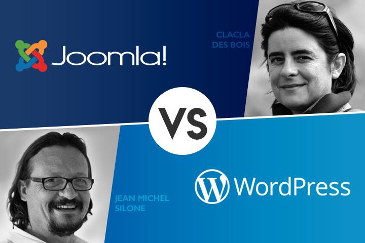 Comparatif CMS : Joomla vs WordPress, lequel choisir ?