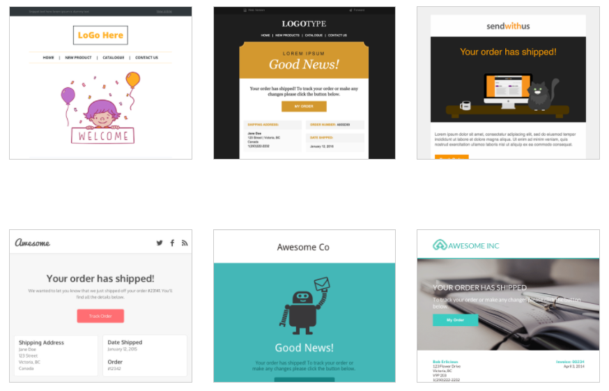 Sendwithus: intégrer vos emails transactionnels