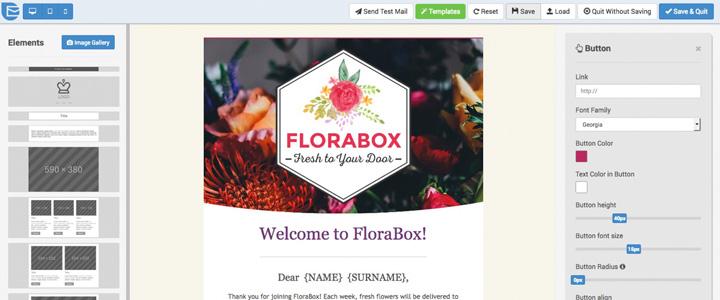 Sendinblue : création de superbes campagnes mailing et SMS