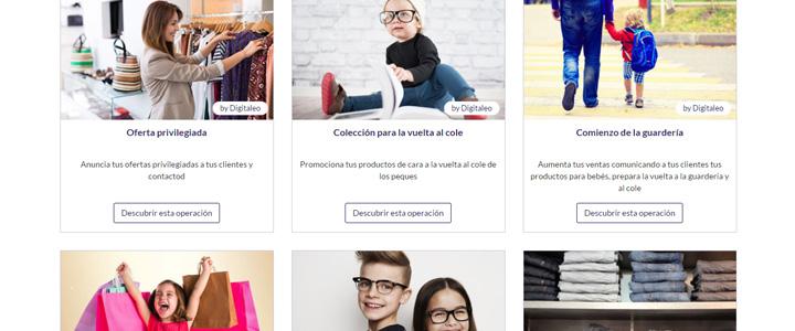 Digitaleo : des campagnes emailing créatives parfaites en BtoC
