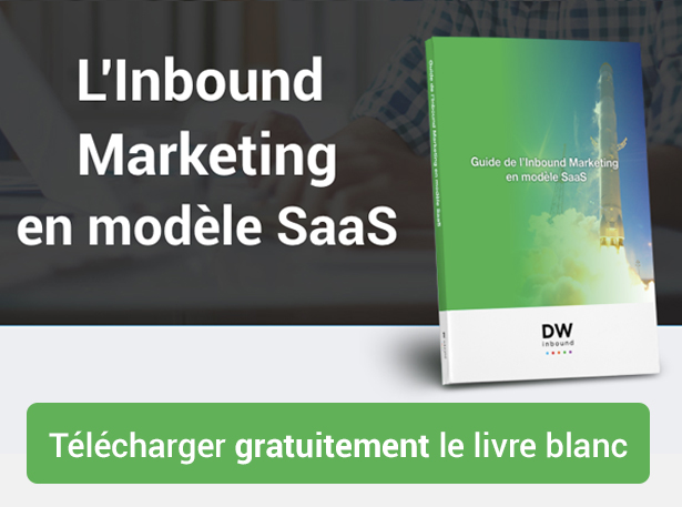 L'Inbound Marketing en modèle SaaS : télécharger gratuitement l'ebook