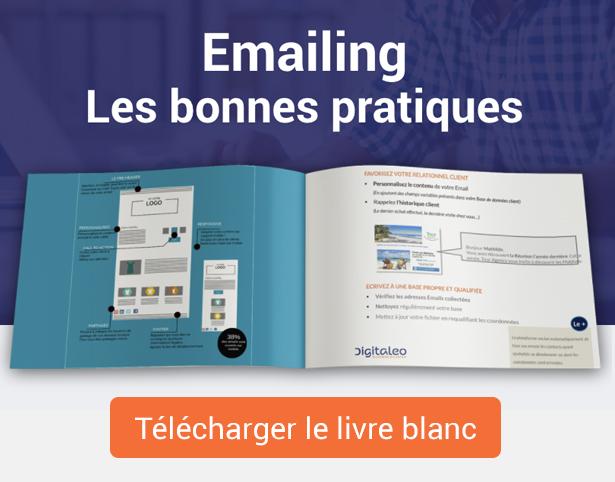 E-mailing les bonnes pratiques à télécharger