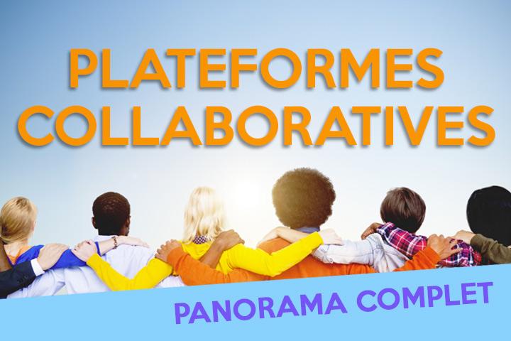 Tour d'horizon des meilleures plateformes collaboratives