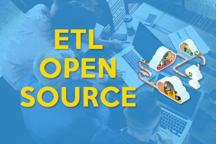 4 solutions d'ETL open source passées au crible