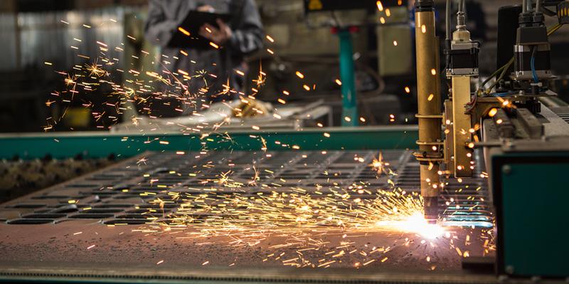 Atelier de fabrication utilisant SAP
