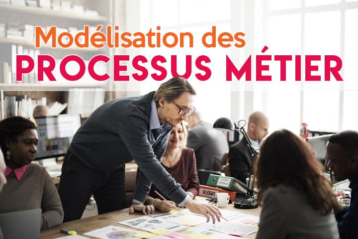 Tout savoir sur la modélisation des processus métier
