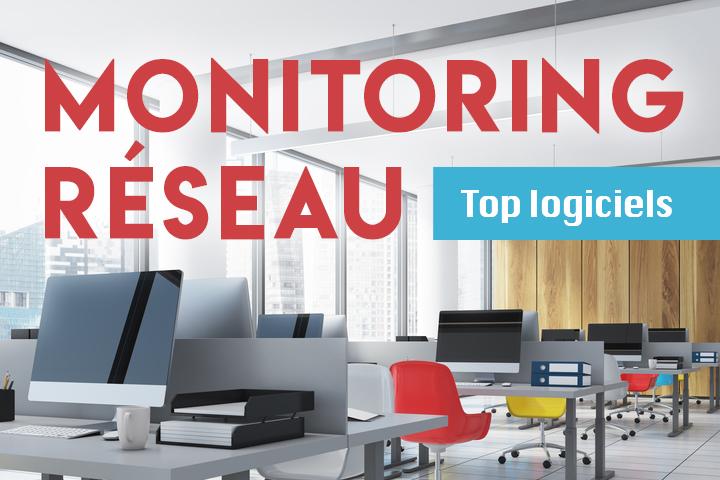 Le Top 4 des logiciels de monitoring réseau