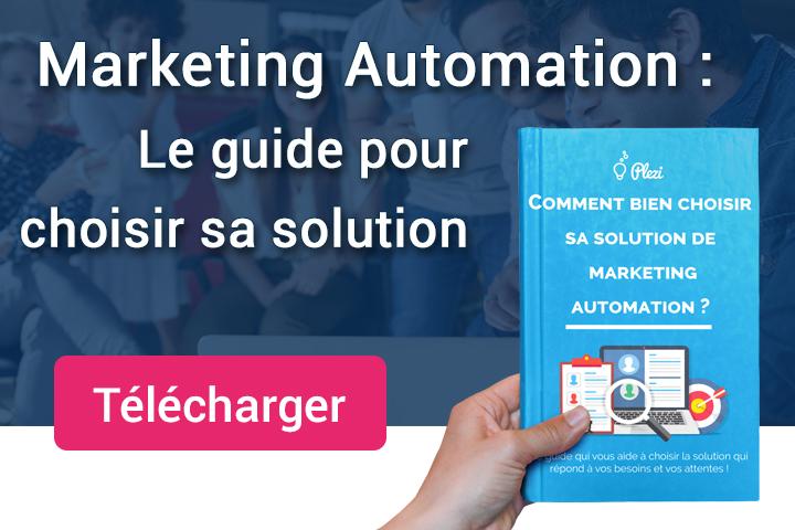 Livre blanc marketing automation : bien choisir sa solution