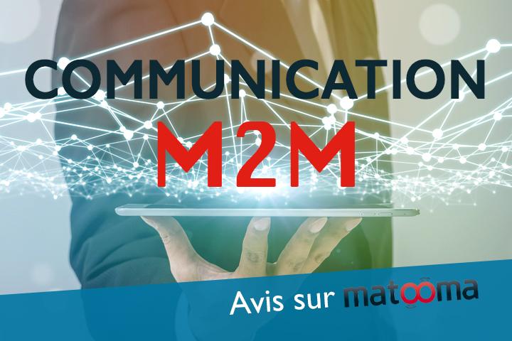 Avis sur matooma : la communication M2M pour connecter vos objets
