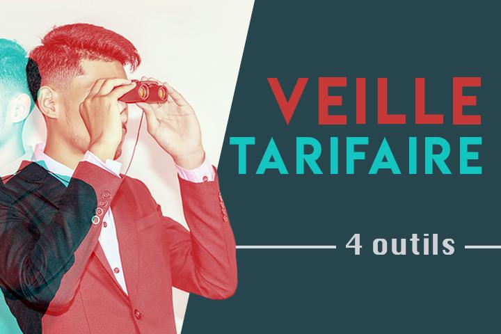4 outils de veille tarifaire pour surveiller les prix et ses concurrents